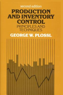 Image for Production and Inventory Control: Principles and Techniques (2nd Edition)