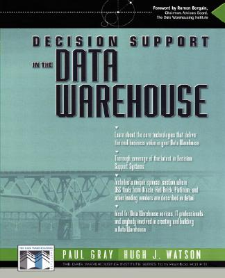 Image for Decision Support in the Data Warehouse