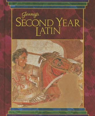 Image for JENNEY'S SECOND YEAR LATIN GRADES 8-12 TEXT 1990C