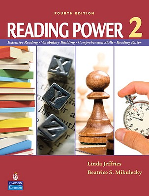 Reading Power 2, Jeffries, Linda,  Mikulecky, Beatrice S.