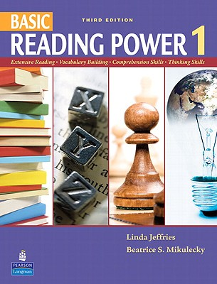 Basic Reading Power 1, Jeffries, Linda,  Mikulecky, Beatrice S.
