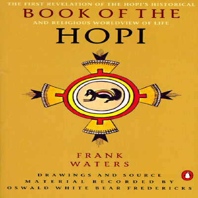 Book of the Hopi, Waters, Frank