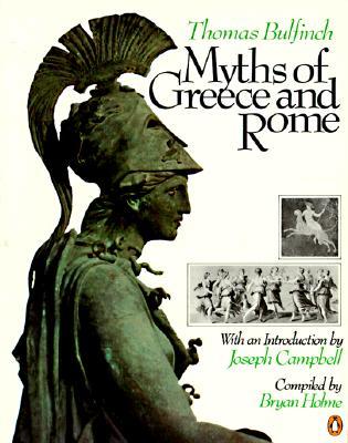 Myths of Greece and Rome, Bryan Holme, Thomas Bulfinch