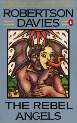 Rebel Angels (Cornish Trilogy), Davies, Robertson