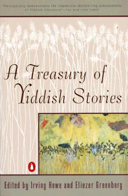 Image for Treasury of Yiddish Stories