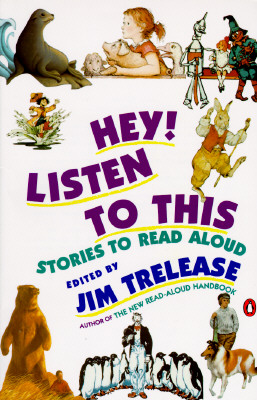 Image for HEY! LISTEN TO THIS : STORIES TO READ AL