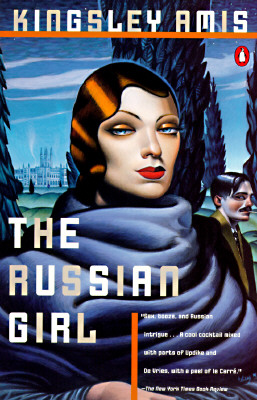 Image for The Russian Girl