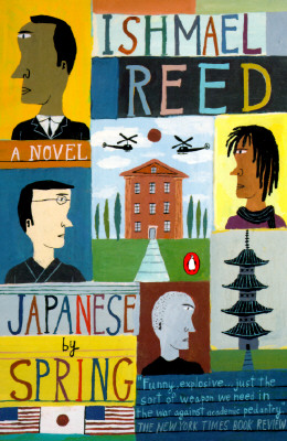 Japanese by Spring, Reed, Ishmael