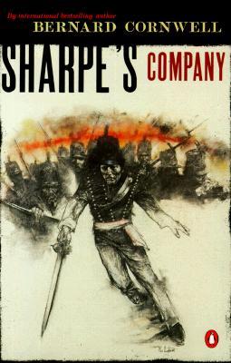 Sharpe's Company (Richard Sharpe's Adventure Series #13), Bernard Cornwell
