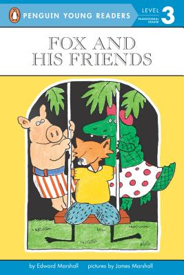 Fox and His Friends (Penguin Young Readers, L3), Edward Marshall