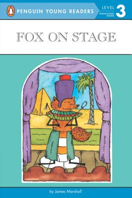 "Image for ""Fox on Stage (Penguin Young Readers, L3)"""