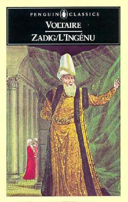 Image for Zadig and L'Ingénu (Penguin Classics)