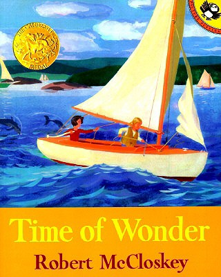 Image for Time of Wonder (Picture Puffins)