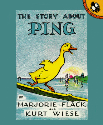 The Story About Ping, MARJORIE FLACK
