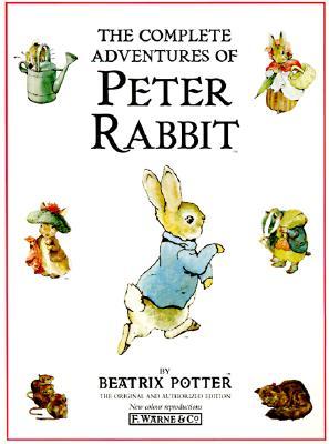 The Complete Adventures of Peter Rabbit, Potter, Beatrix