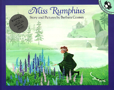 Miss Rumphius, Cooney, Barbara