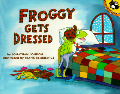 Froggy Gets Dressed, London, Jonathan
