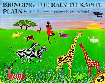 Image for Bringing the Rain to Kapiti Plain (Rise and Shine)