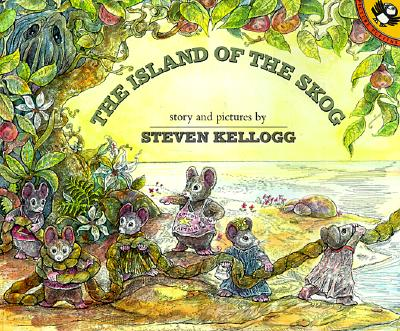 The Island of the Skog (Picture Puffin), Steven Kellogg