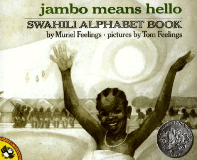 Image for Jambo Means Hello: Swahili Alphabet Book (Picture Puffin Books)