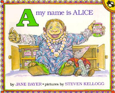 Image for A, My Name Is Alice (Picture Puffin Books)