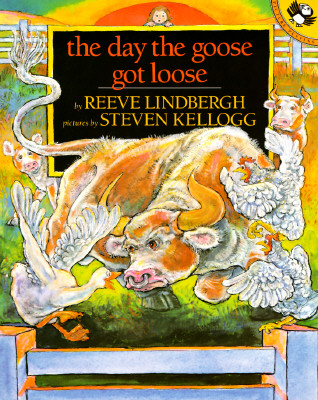 Image for The Day the Goose Got Loose