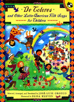 De Colores and Other Latin American Folksongs for Children (Anthology) (Spanish Edition), Orozco, Jose-Luis