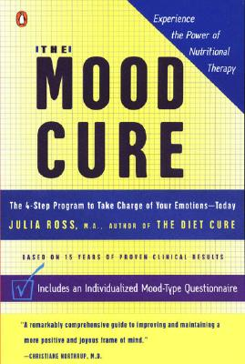 Image for MOOD CURE : THE 4-STEP PROGRAM TO TAKE CHARGE OF YOUR EMOTIONS-TODAY