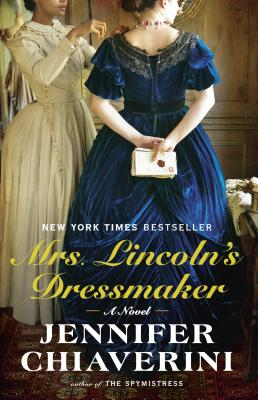 Image for MRS. LINCOLN'S DRESSMAKER