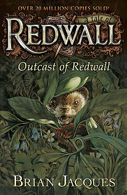 Outcast of Redwall: A Tale from Redwall, Jacques, Brian