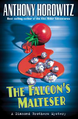 Image for The Falcon's Malteser (Diamond Brother Mysteries)