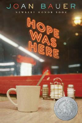 Hope Was Here, Joan Bauer