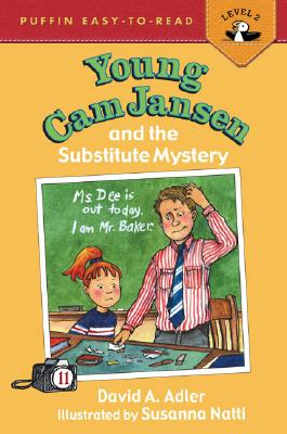 Image for Young Cam Jansen and the Substitute Mystery