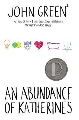 An Abundance of Katherines, John Green (Author)