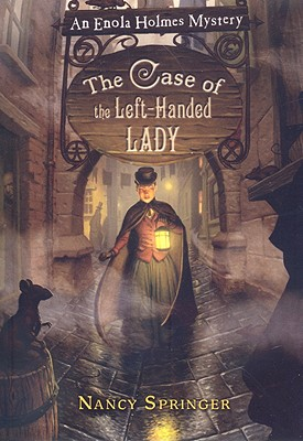 Image for The Case Of The Left Handed Lady (Enola Holmes Mystery 2)