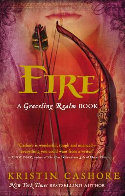 Fire (A Companion to Graceling), Cashore, Kristin