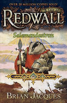 Salamandastron (Redwall, Book 5), Jacques, Brian