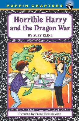 Image for Horrible Harry and the Dragon War