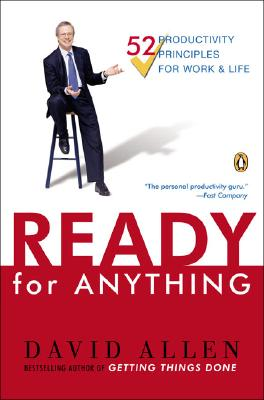 Image for Ready for Anything: 52 Productivity Principles for Getting Things Done