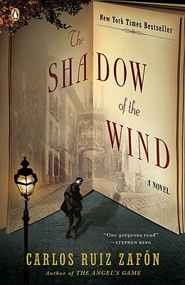 The Shadow of the Wind, Carlos Ruiz Zafón