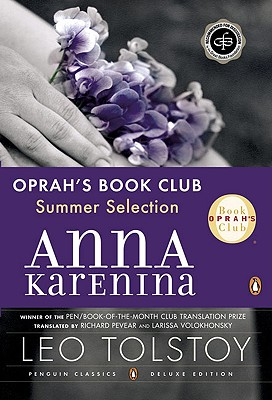 Anna Karenina (Oprah's Book Club), LEO TOLSTOY