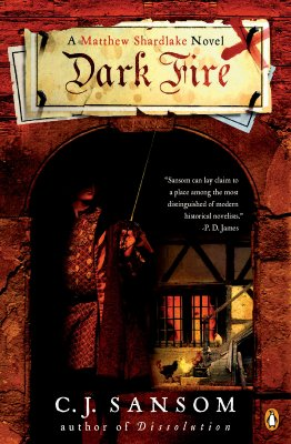 Dark Fire, C. J. SANSOM