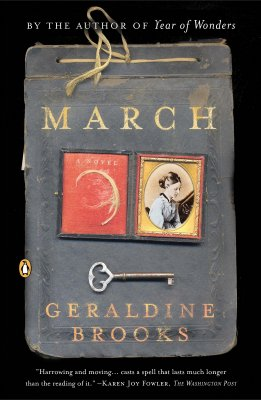 MARCH -- BARGAIN BOOK, BROOKS, GERALDINE