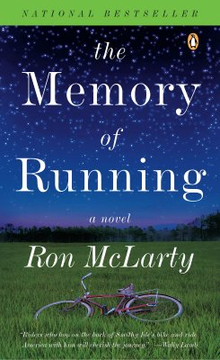 MEMORY OF RUNNING, RON MCLARTY