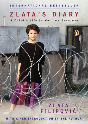 Image for Zlatas Diary : A Childs Life in Wartime Sarajevo