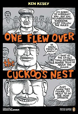 One Flew Over the Cuckoo's Nest: (Penguin Classics Deluxe Edition), Kesey, Ken