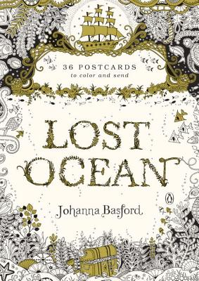 Image for Lost Ocean: 36 Postcards to Color and Send