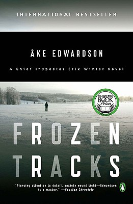 Frozen Tracks: A Chief Inspector Erik Winter Novel, Edwardson, Ake