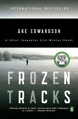 Image for Frozen Tracks: A Chief Inspector Erik Winter Novel