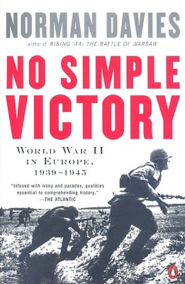 """Image for """"No Simple Victory: World War II in Europe, 1939-1945"""""""